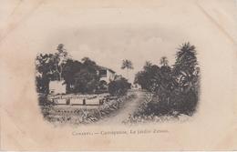 CPA Précurseur Conakry - Camayenne - Le Jardin D'essai - Guinea
