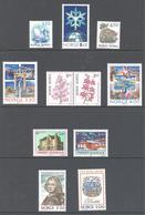 Norvège: PROMOTION A PROFITER; Année 1990; Yvert N°994/1015**; Cote 68.75€; Voir Les 2 Scans - Norvège