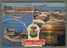 V7346 SANTA SEVERA VEDUTE STEMMA VG (m) - Italia