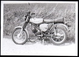 C0055 - Foto - Simson S 50 ; 51 Motorad Moped - Fotografie