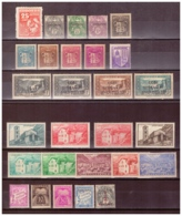 ANDORRA FRANCESE 01) 1931-1950 Lotto Di 28 Val MLH - Andorra Francese