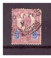 GB112)GRAN BRETAGNA 1902 -Edward VII - Unif 113  USED - 1902-1951 (Re)