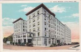 Arkansas Little Rock Hotel Marion Curteich - Little Rock