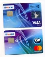 Belarus VOID BelVEB Bank Trou Noir - Geldkarten (Ablauf Min. 10 Jahre)