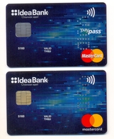 Belarus VOID IdeaBank Matrice - Cartes De Crédit (expiration Min. 10 Ans)