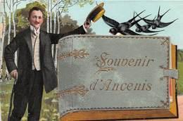Carte à Système (8 Vues) - Souvenir D'ANCENIS - Mechanical