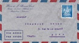 N.S. De Guadalupe Año Mariano Su Carta Aerea - España