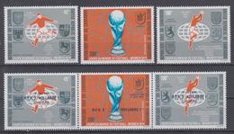 CAMEROON 1974 FOOTBALL WORLD CUP OVERPRINT - Fußball-Weltmeisterschaft