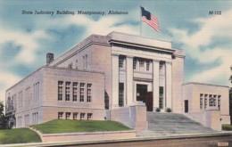 Alabama Montgomery State Judiciary Building - Montgomery
