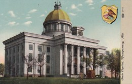 Alabama Montgomery State Capitol Building - Montgomery
