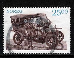 Noorwegen, Yv 1600 Jaar 2008, Hoge Waarde, Gestempeld, Zie Scan - Norvège