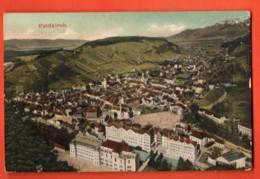 TRF-04 FEldkirch  Gelaufen In 1906 Nach Schweiz - Feldkirch
