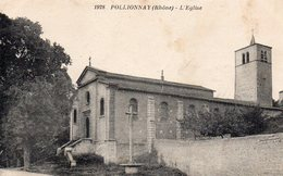 ¤ Pollionnay - L ' église - Other Municipalities
