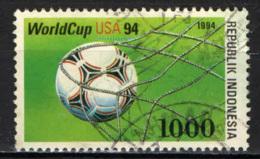 INDONESIA - 1994 - CAMPIONATO MONDIALE DI CALCIO - USA '94 - USATO - Indonesia