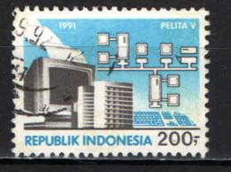 INDONESIA - 1991 - 5th Five Year Development Plan, Computer  - USATO - Indonesia