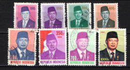 INDONESIA - 1983 - PRESIDENTE SUHARTO - USATI - Indonesia