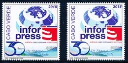 Cabo Verde  - 2018 - Inforpress - MNH - Cape Verde