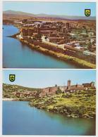 [920] BUITRAGO. 2 Tarjetas Postales / 2 Cartes Postales / 2 Postcards / 2 Cartoline (1971).- Non écrites. No Escritas. - Madrid