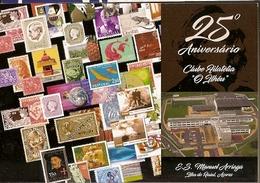 Portugal ** & Postal Stationery, Anniversary Of The Philately Club O Ilhéu, Ilha Do Faial, Açores 2018 (9998) - Açores