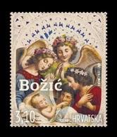 Croatia 2018 Mih. 1348 Christmas MNH ** - Kroatië