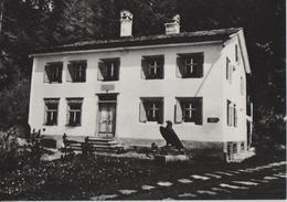Nietzsche-Haus, Sils-Maria - Hier Wohnte Friedrich Nietzsche - GR Grisons