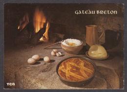 95376/ RECETTE, Le Gâteau Breton - Recettes (cuisine)