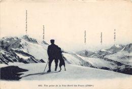 73-LA TETE NORD DES FOURS-N°161-A/0083 - France