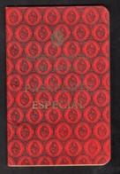 HC 1951 URUGUAY SPECIAL OBSOLETTE PASSPORT  W/o PHOTO & STAMPS 4 REVENUES & 1 VISA - Documents Historiques