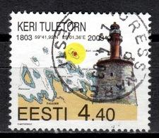 EE+ Estland 2003 Mi 454 455 Leuchtturm, Tammsaare - Estonia