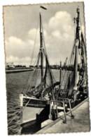 Nieuwpoort-Bad - De Haven En Het Gedenkteken - Nieuwpoort