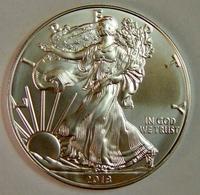 USA Silber Eagle 1 Unze 2018 - Vereinigte Staaten