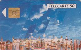 Télécarte France - DISNEY - Disneyland Paris - MOULIN & MANEGE - MILL & CARUSSELL Chip Phonecard - Disney