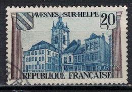 FRANCE      N° YVERT  :     1221         OBLITERE - Used Stamps