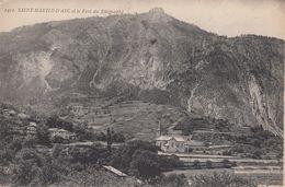 Cp , 73 , SAINT-MARTIN-d'ARC Et Le Fort Du Télégraphe - Sonstige Gemeinden