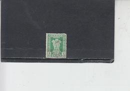 INDIA  1958-63 - Yvert  S 26 - Francobolli Di Servizio