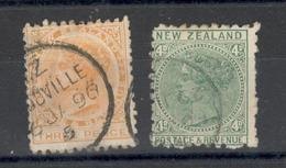 10439 - - 1855-1907 Colonie Britannique
