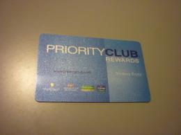 China Shenzhen Holiday Inn Hotel Room Key Card - Cartes D'hotel
