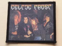 CELTIC FROST ( Format 8 X 9 Cm.) See / Zie Foto Voor Detail ! - Blazoenen (textiel)