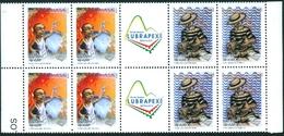 BRAZIL #2981-2 GP   -   GRAFFITI  - URBAN ART  - 2006 - Unused Stamps