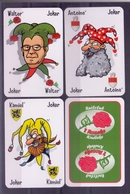 Belgie - Speelkaarten - ** 3 Jokers - Kruibeke  't Rozeke ** Beperkte Uitgifte - Cartes à Jouer Classiques