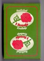 Belgie - Speelkaarten - ** Volledig Kaartspel - Kruibeke  't Rozeke ** Beperkte Uitgifte - Cartes à Jouer Classiques