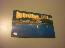 Mexico Ixtapa Sol Melia Hotel Room Key Card - Cartes D'hotel