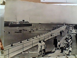 EIRE  IRELAND DUNLAOGHAIRE EAST PIER  PORTO  HARBOUR NAVE SHIP  FERRY   VB1958 GY6053 - Dublin