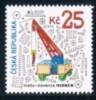 2015 Europa Jouets La Boîte Mecano De Merkur (1920) - Czech Republic