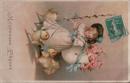5330A   ENFANT   ECRITE 1feuillet - Humorous Cards
