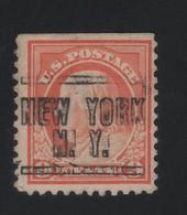 USA 1012 SCOTT 509  NEW YORK N.Y. TD.11 - Estados Unidos