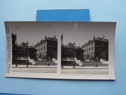 PARIS : Le Collège De France : S. 4 - 3117 ( Maison De La Bonne Presse VUES De FRANCE ) Stereo Photo ! - Photos Stéréoscopiques