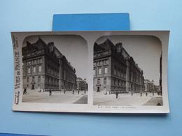 PARIS : La Sorbonne : S. 8 - 3113 ( Maison De La Bonne Presse VUES De FRANCE ) Stereo Photo ! - Photos Stéréoscopiques