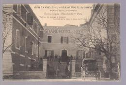 Cpa Du 04- REILLANNE- Grand Hôtel Du Nord Benoit Jaume Propriétaire - Francia