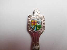 Cuillére à Café De Collection , Ireland , Irlande , Eire - Obj. 'Souvenir De'